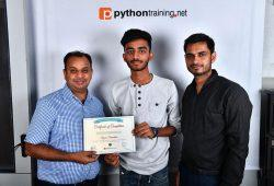 Python Training Institute in Delhi Convocation