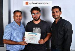 Python Training Institute in Delhi Convocation 2019